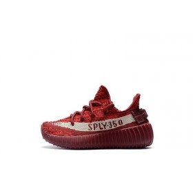 Yeezy for Kids Teach Red