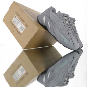 Adidas Men And Women Yeezy Boost 700 V2 Hospital Blue